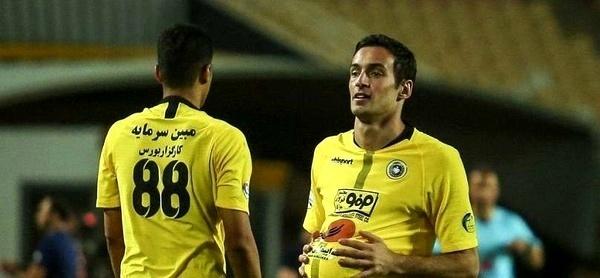 فوتبال  |  گولسیانی وارد ایران شد