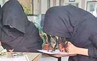 دزدی دو زن برای آزادی شوهرانشان  دستگیری دو زن سارق آرایشگاه های تهران