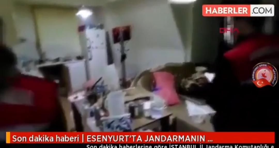 دستگیری یک ایرانی به جرم تولید موادمخدر در استانبول + ویدئو