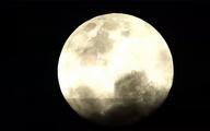 ماه برفی، در آسمان امشب
