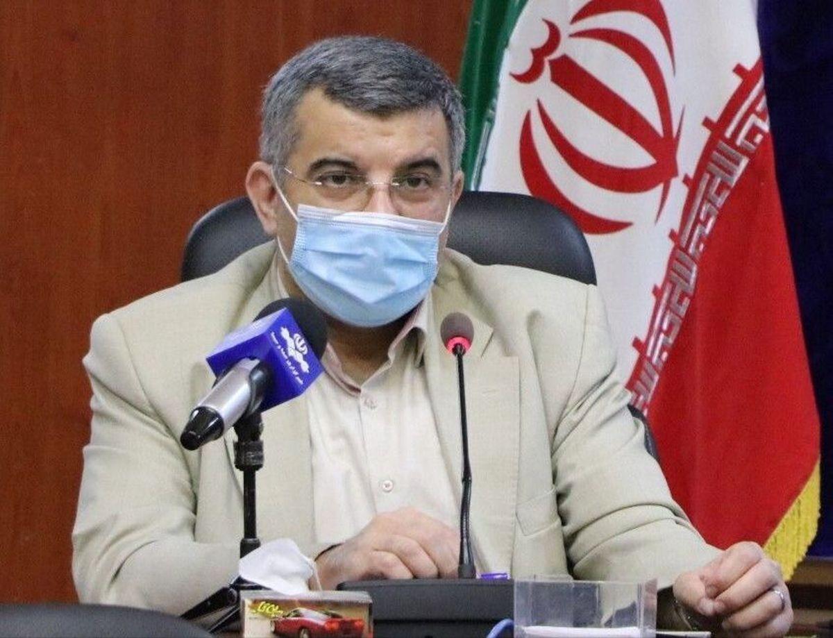 حریرچی: مردم تا واکس ایرانی کرونا به تولید برسد تحمل کنند