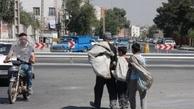 پلیس با باندهای بهکارگیری کودکان کار در تهران برخورد می کند