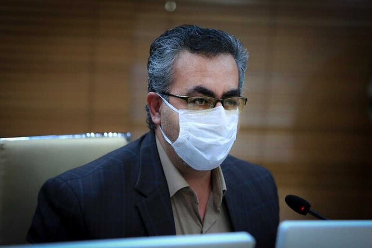 جهانپور، سخنگوی سازمان غذا و دارو، به کرونا مبتلا شد