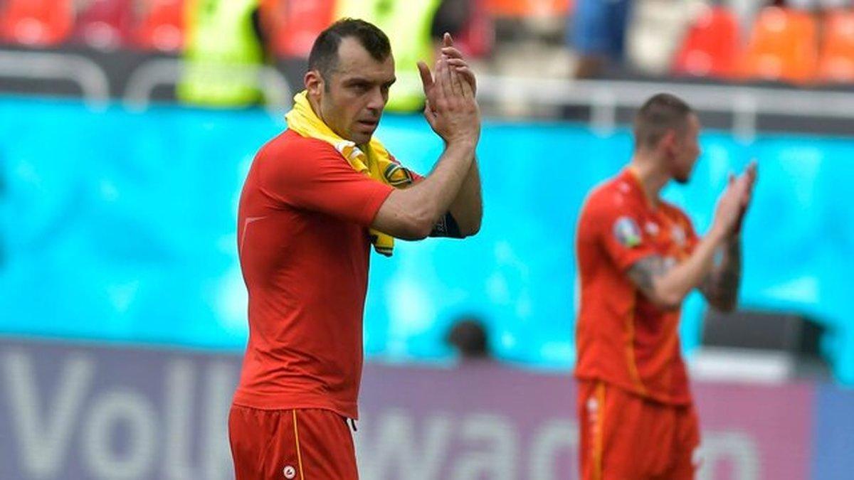 پایان دوران حضور گوران پاندف در تیم ملی مقدونیه