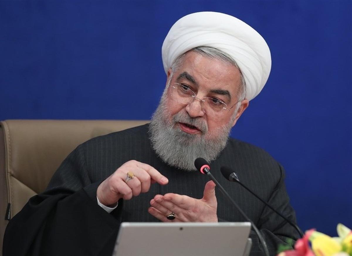 روحانی درگذشت سید مرتضی طباطبایی را تسلیت گفت
