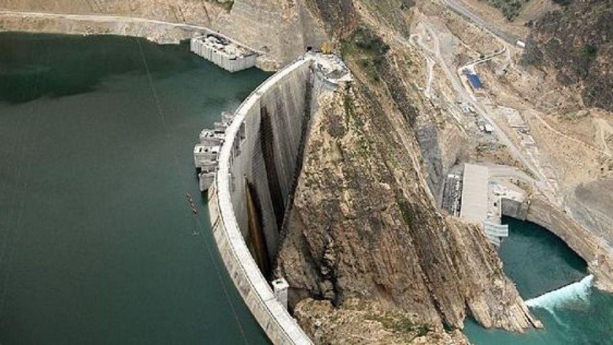 کاهش ۴۰ درصدی ورودی آب به مخازن سدهای کشور