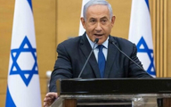 نتانیاهو چرت زدن بایدن را مسخره کرد + عکس