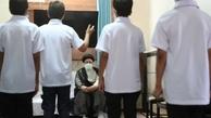 دیدار ابراهیم رییسی با کودکان کار