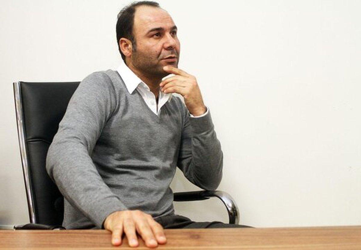 لیگ برتر   مجیدی در آینده میفهمد که رفتارش اشتباه است