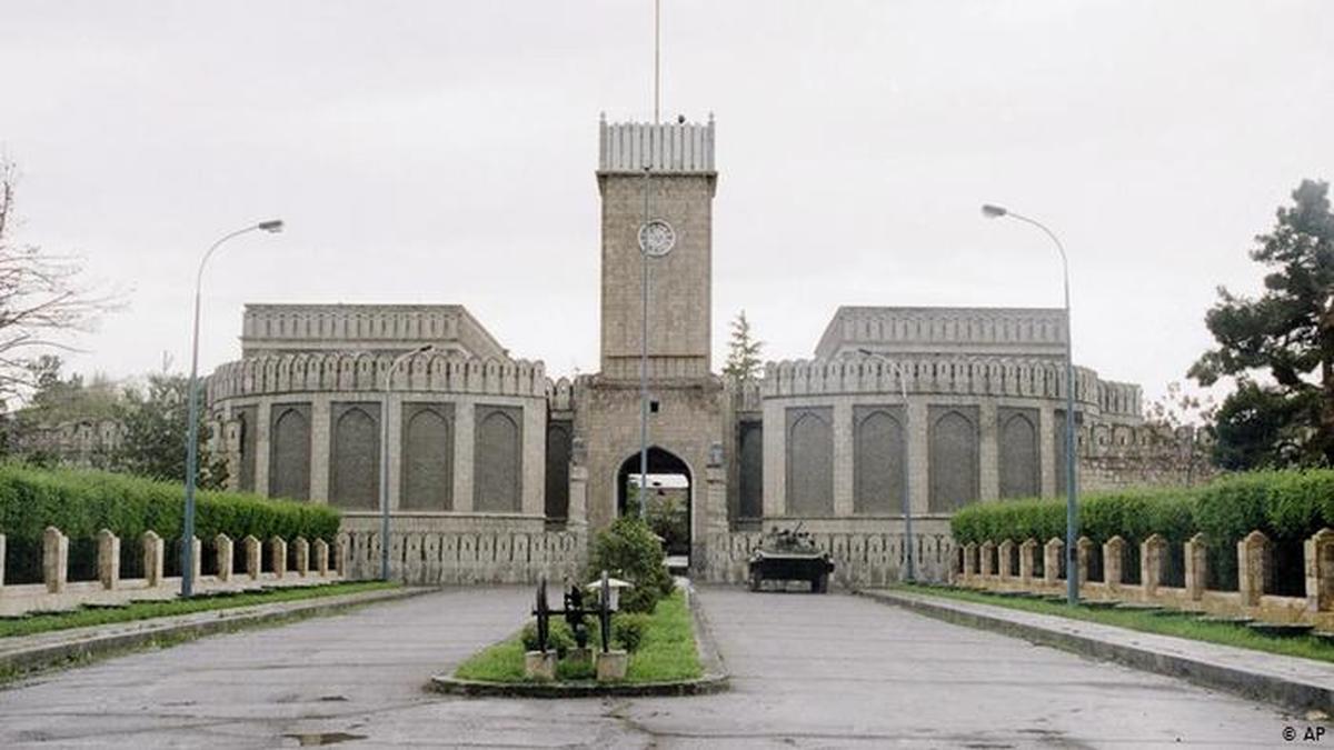 طالبان وارد ارگ ریاستجمهوری افغانستان شدند