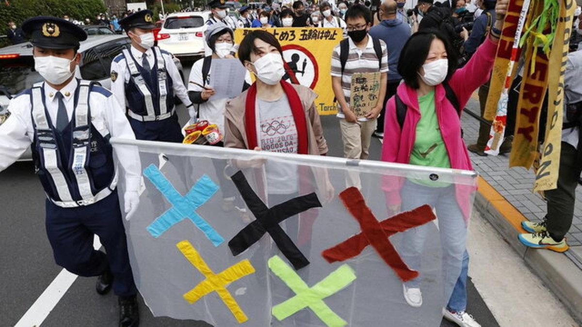 نامه رسمی جامعه پزشکی ژاپن برای لغو بازیهای المپیک به نخست وزیر