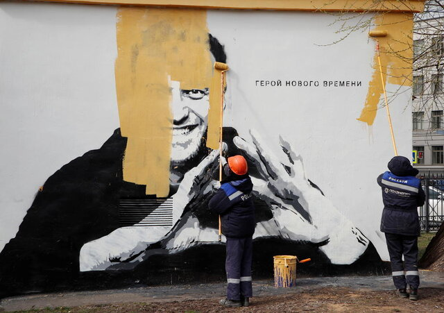 روسیه در تدارک قانونی برای حذف حامیان ناوالنی از انتخابات پارلمانی است