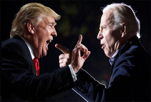 ترامپ و بایدن  |  برنده آخرین مناظره کیست؟