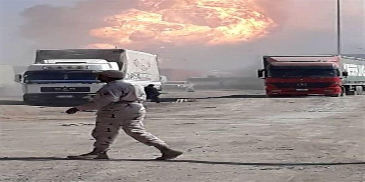 جزئیاتی مهم از انفجار امروز در مرز ایران و افغانستان