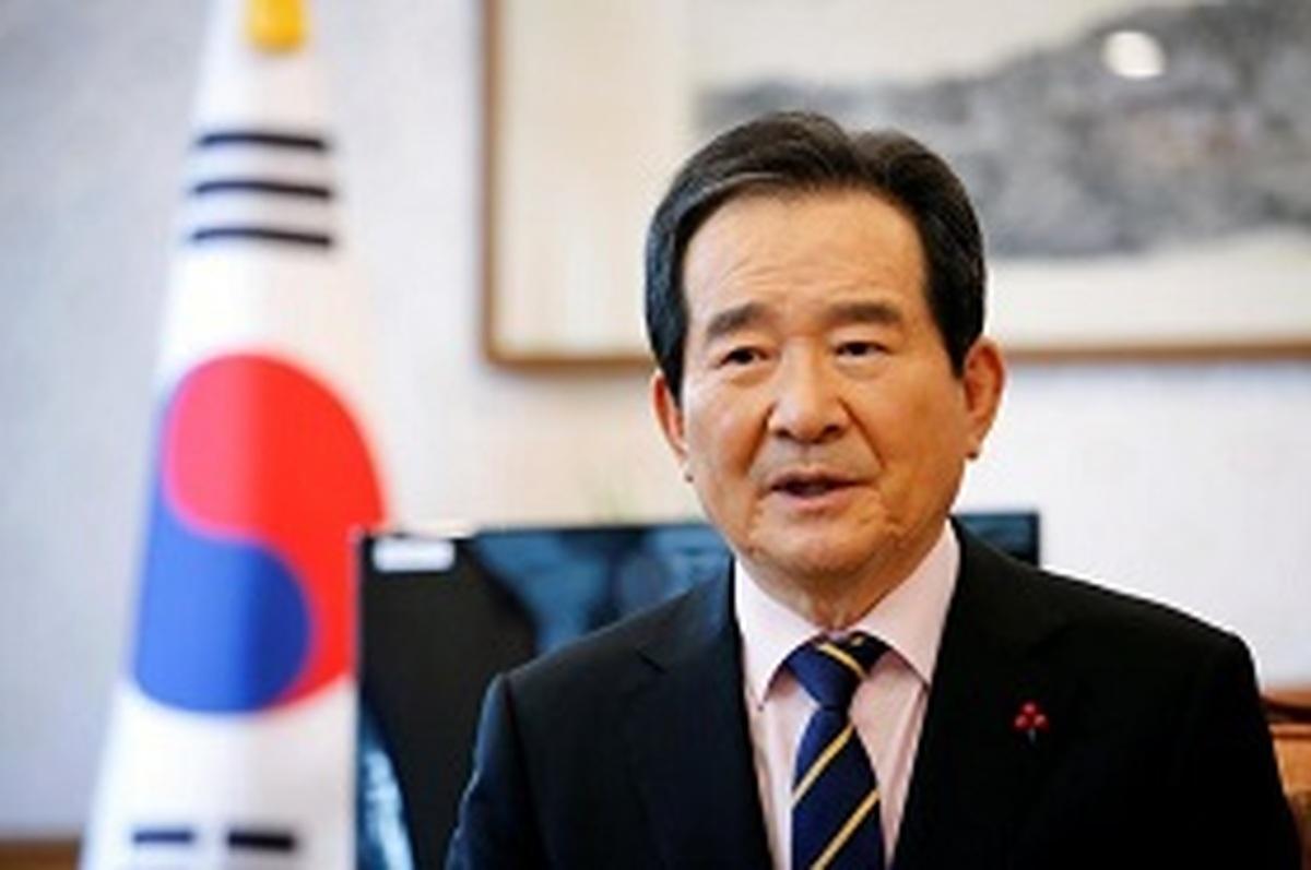 نخست وزیر کره جنوبی برکنار شد