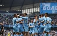 منچسترسیتی به روند پیروزی برگشت| اولین حضور قدوس در لیگ برتر