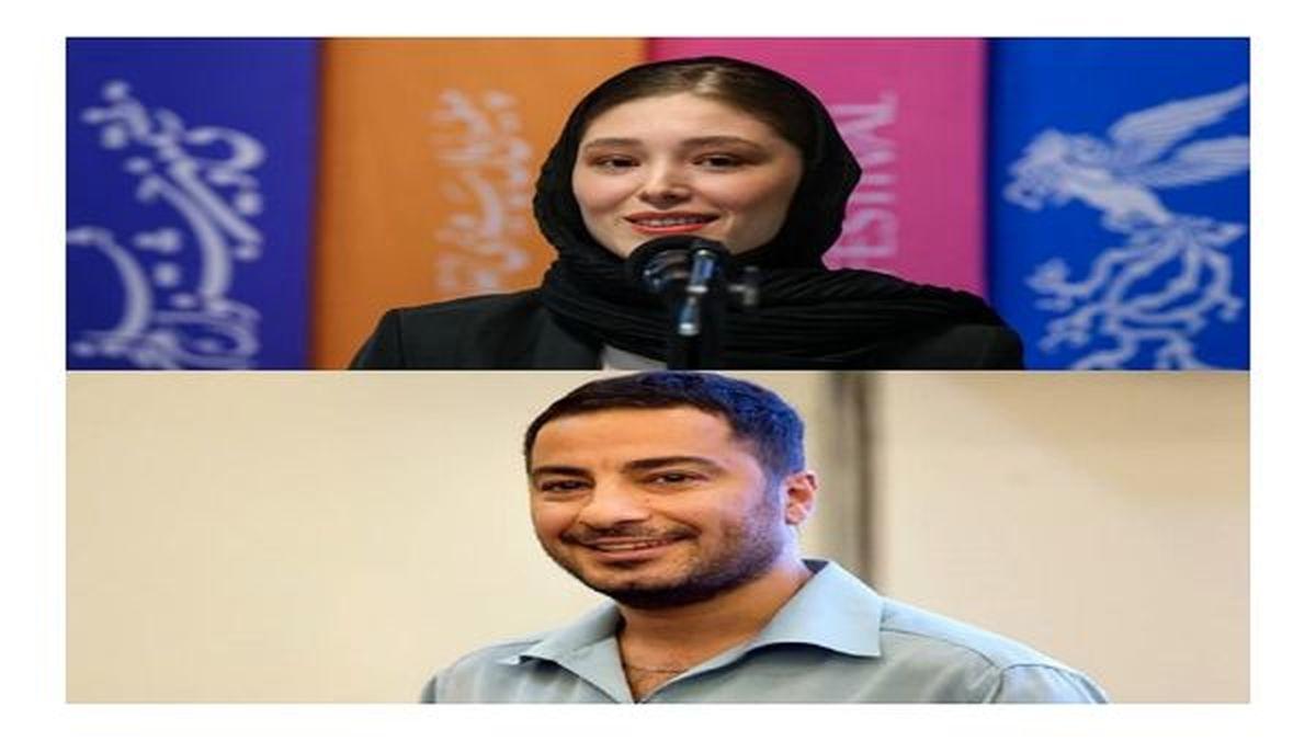 نوید محمدزاده با بازیگر خانم ازدواج کرد+ عکس