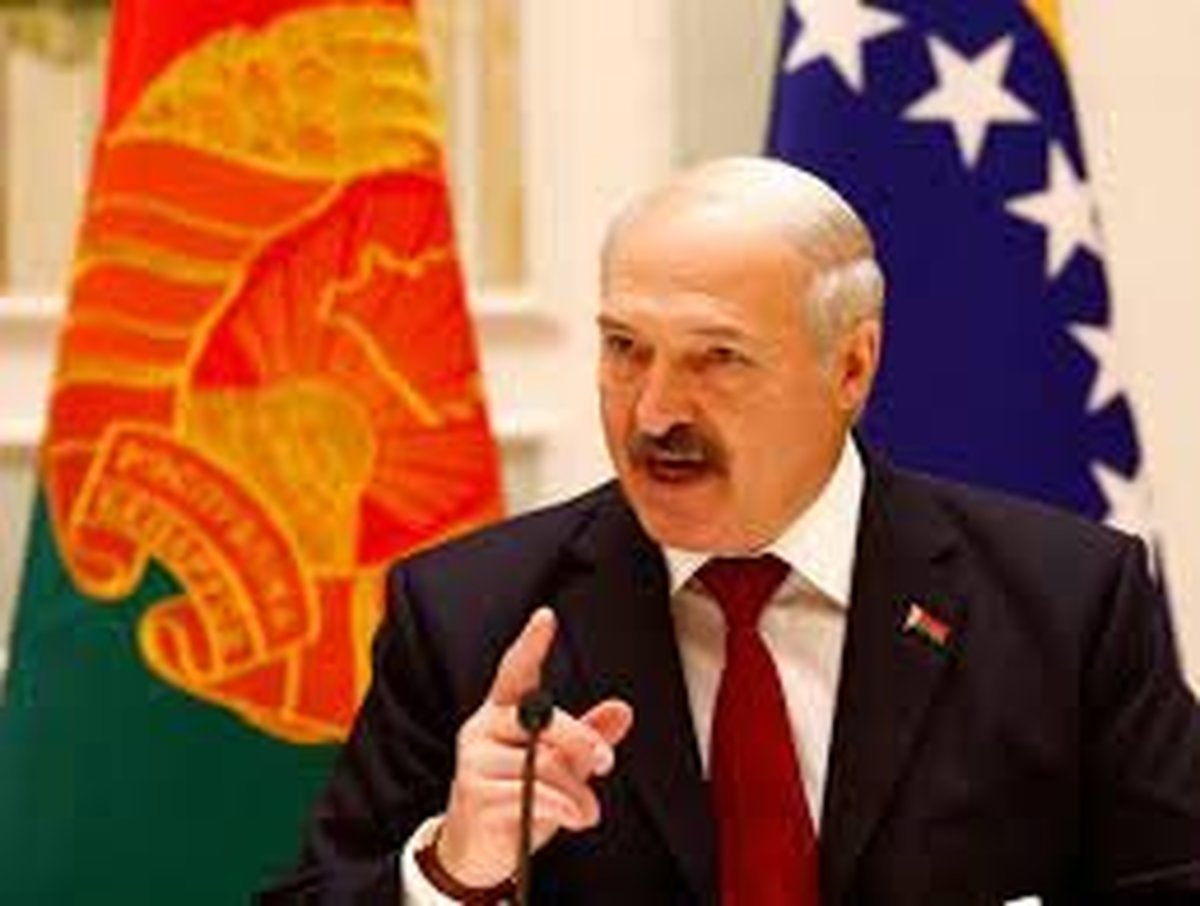 لوکاشنکو قانون انتقال اضطراری قدرت در بلاروس را اصلاح میکند