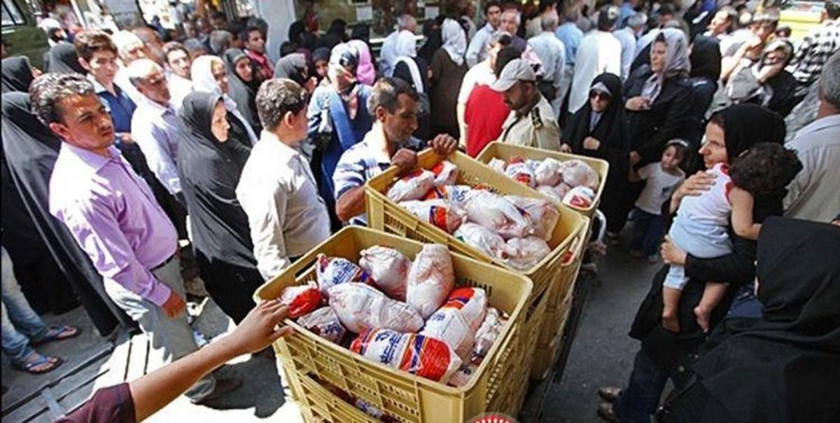 ورود دادستانی تهران به موضوع کنترل بازار مرغ