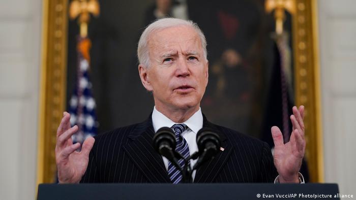 بایدن: آمریکا از دولت افغانستان حمایت خواهد کرد