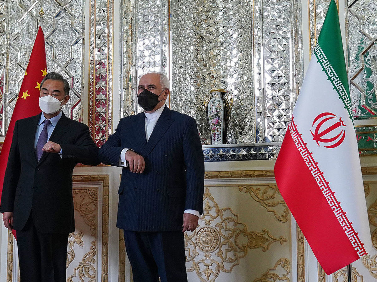 برنامه همکاری جامع ایران و چین حاوی چه مفاد و محتوایی نیست؟