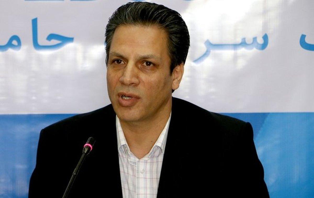 عباسعلی اکبری رئیس فدراسیون سامبوی آسیای مرکزی شد