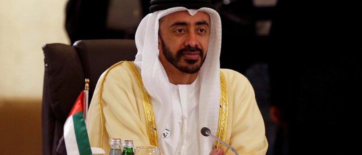 امارات  |   به دنبال شراکت استراتژیک با یونان هستیم
