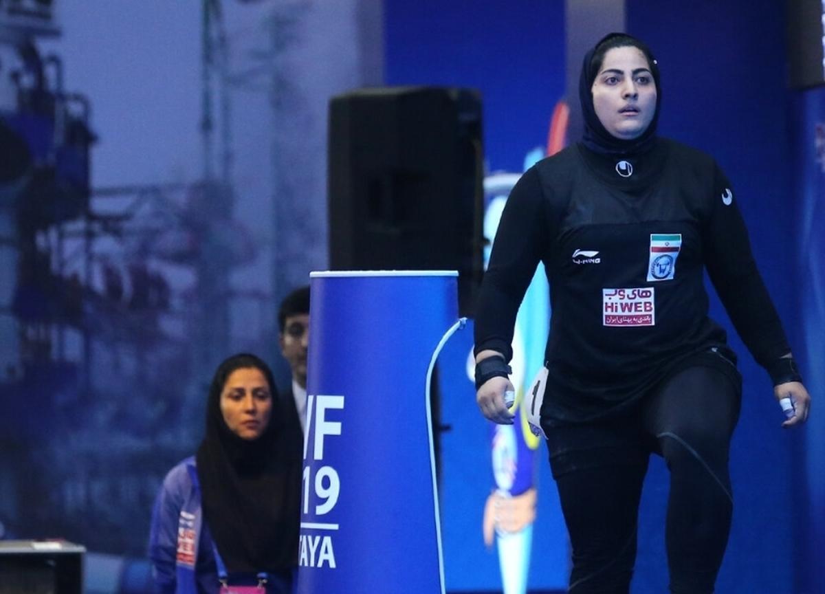 پریسا جهانفکریان: حضورم در المپیک آغاز یک راه بزرگ است