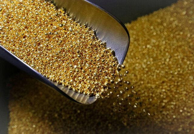 بزرگترین ریزش قیمت ماهانه طلا در چهار سال اخیر رقم خورد