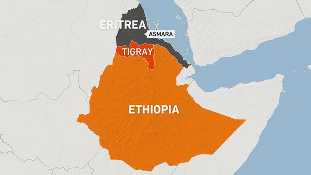 سازمان ملل  |   نیروهای اریتره باید اتیوپی را ترک کنند.