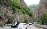 جاده چالوس در تعطیلات پیش رو یک طرفه میشود