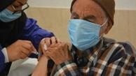 جهانپور: واکسیناسیون نیمی از جمعیت بالای ۸۰ سال کشور انجام شد