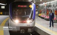 """مترو به """"حکیمیه"""" میرسد"""