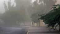 گرمترین و سردترین مراکز استان ایران   زابل درگیر گردوخاک میشود