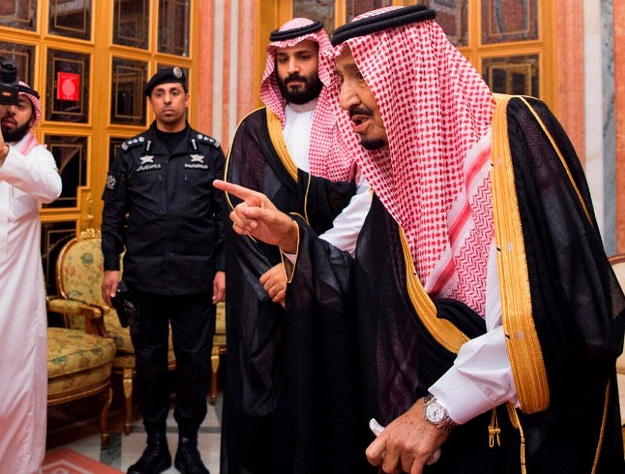 عادی سازی روابط  |  پسر پادشاه عربستان گفته «ما بدون اسرائیل موفق نمیشویم»
