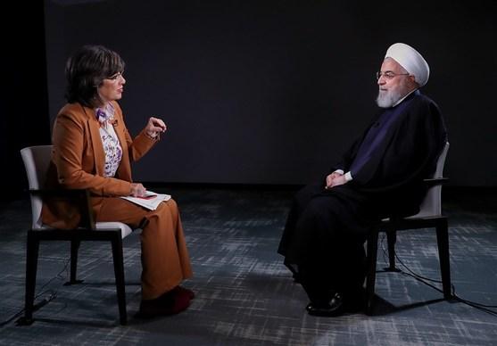 روحانی در مصاحبه با شبکه CNN و PBS: هیچگاه درخواستی برای ملاقات با رئیسجمهور آمریکا نداشتیم