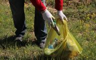 پاکسازی طبیعت از زباله به جای زندان در چهارمحال و بختیاری