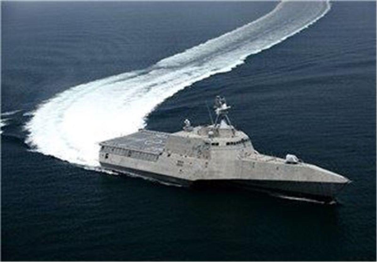 رویترز مدعی شلیک هشدارآمیز نیروی دریایی آمریکا به قایقهای ایرانی شد