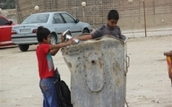 فرد اهانت کننده به کودک زبالهگرد در استان البرز بازداشت شد