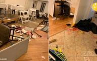 حمله با چاقو به خانه یک خاخام