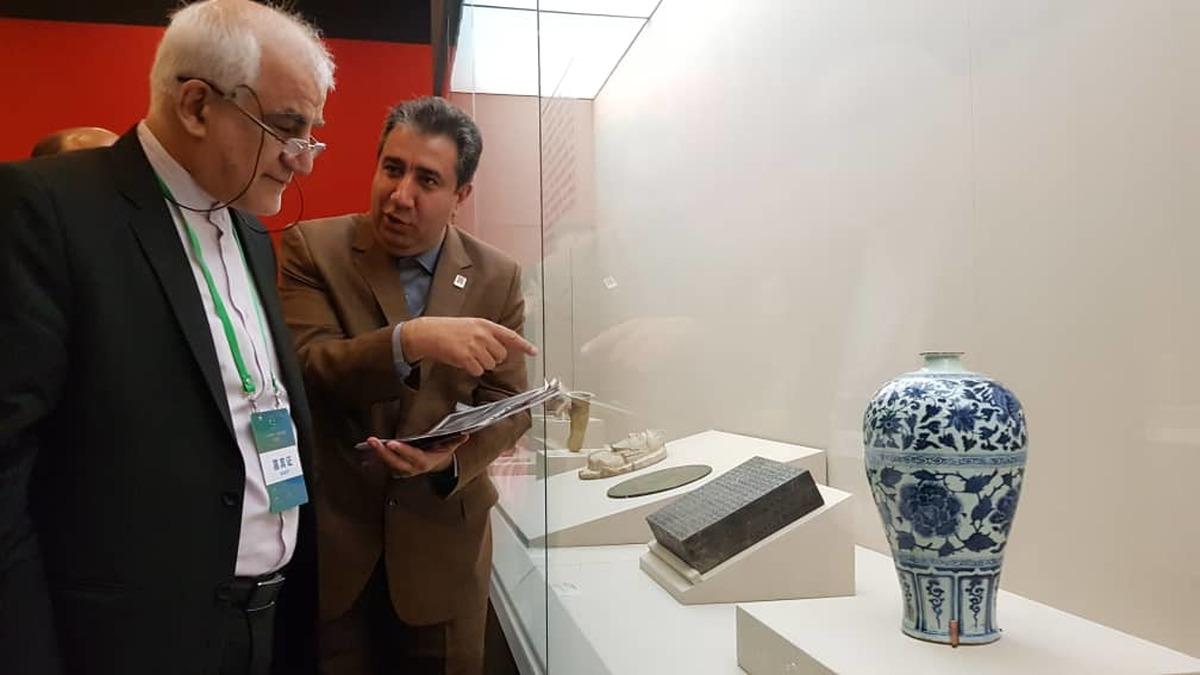 نمایش «شکوه تمدن آسیایی» در چین باحضور آثار ایرانی