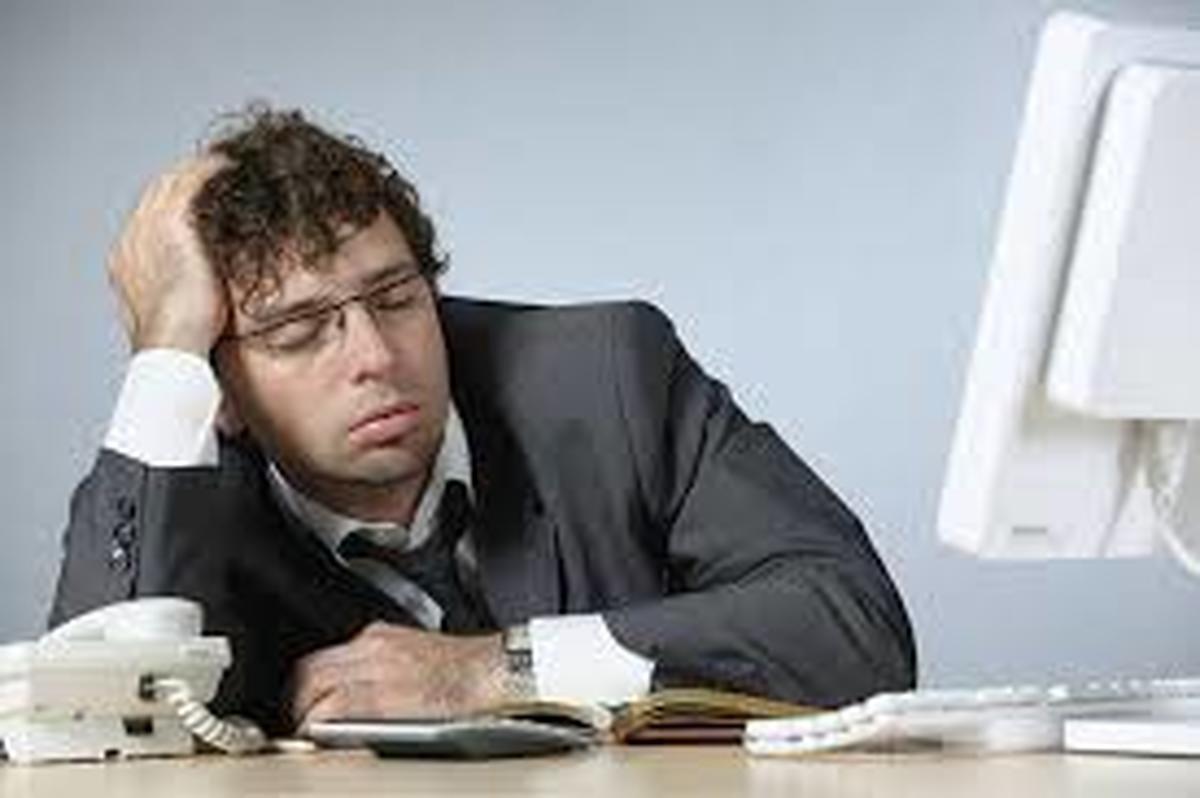 دلایل احساس خستگی در طول روز