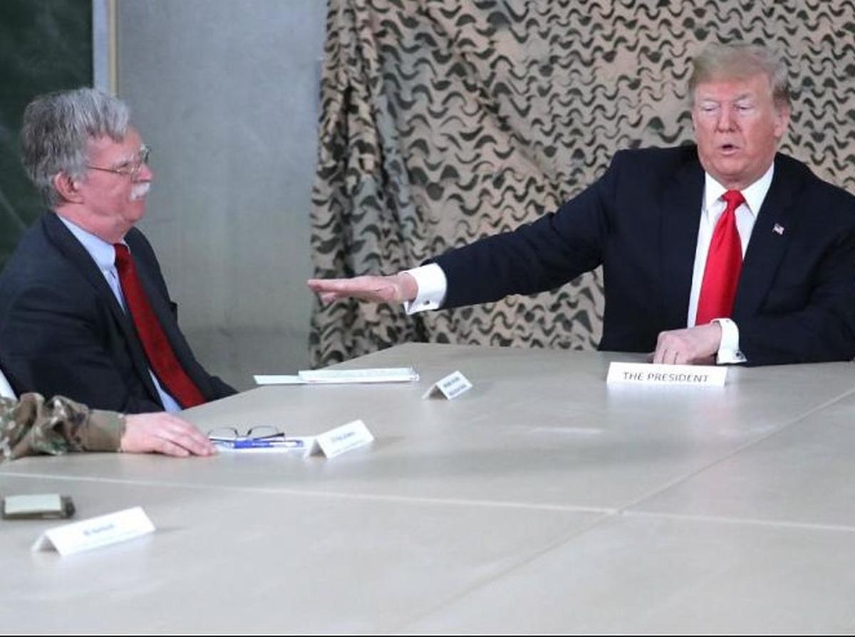 اگر ترامپ قصد جنگ با ایران را داشت، تاکنون بهانهاش به وجود آمده بود