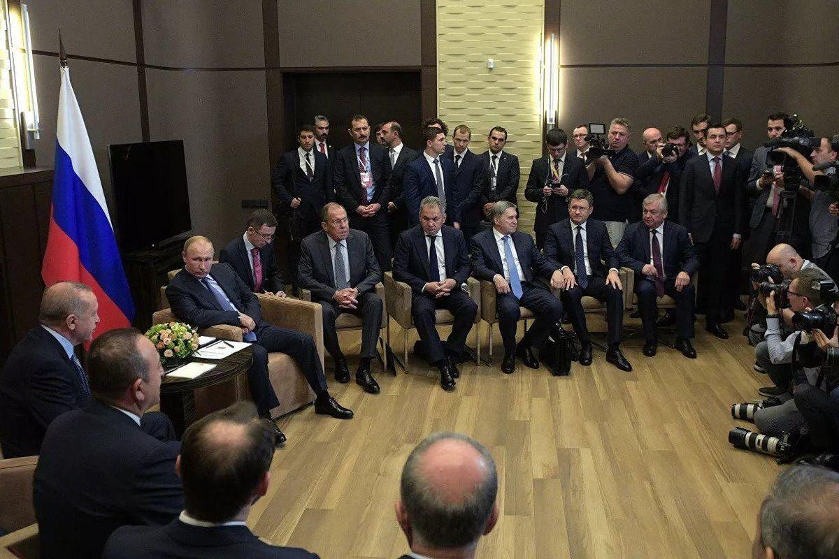 روسیه و ترکیه تفاهمنامهای را برای تامین امنیت مناطق شمال سوریه امضا کردند