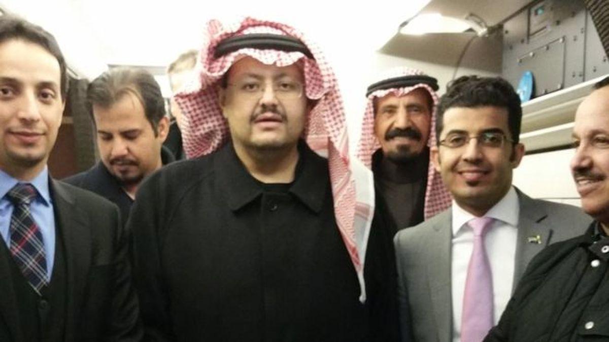داستان مرموز گمشدن شاهزادههای عربستان!