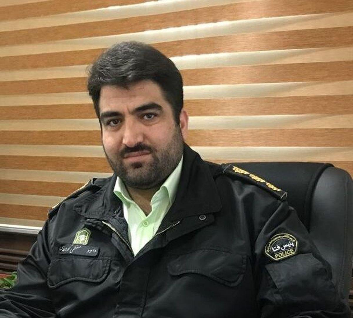 جانشین پلیس فتا تهران بزرگ: ۲۰ هزار پرونده کلاهبرداری فیشینگ تنها در تهران تشکیل شده است
