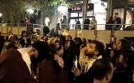 پلیس رژیم صهیونیستی تجمع همبستگی با غزه در قدس را سرکوب کرد