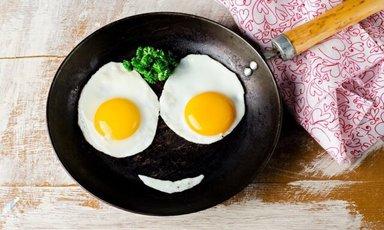 ۷ دلیل برای افزودن تخم مرغ به صبحانه