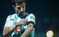 کاپیتان تیم فوتبال ذوبآهن خداحافظی کرد