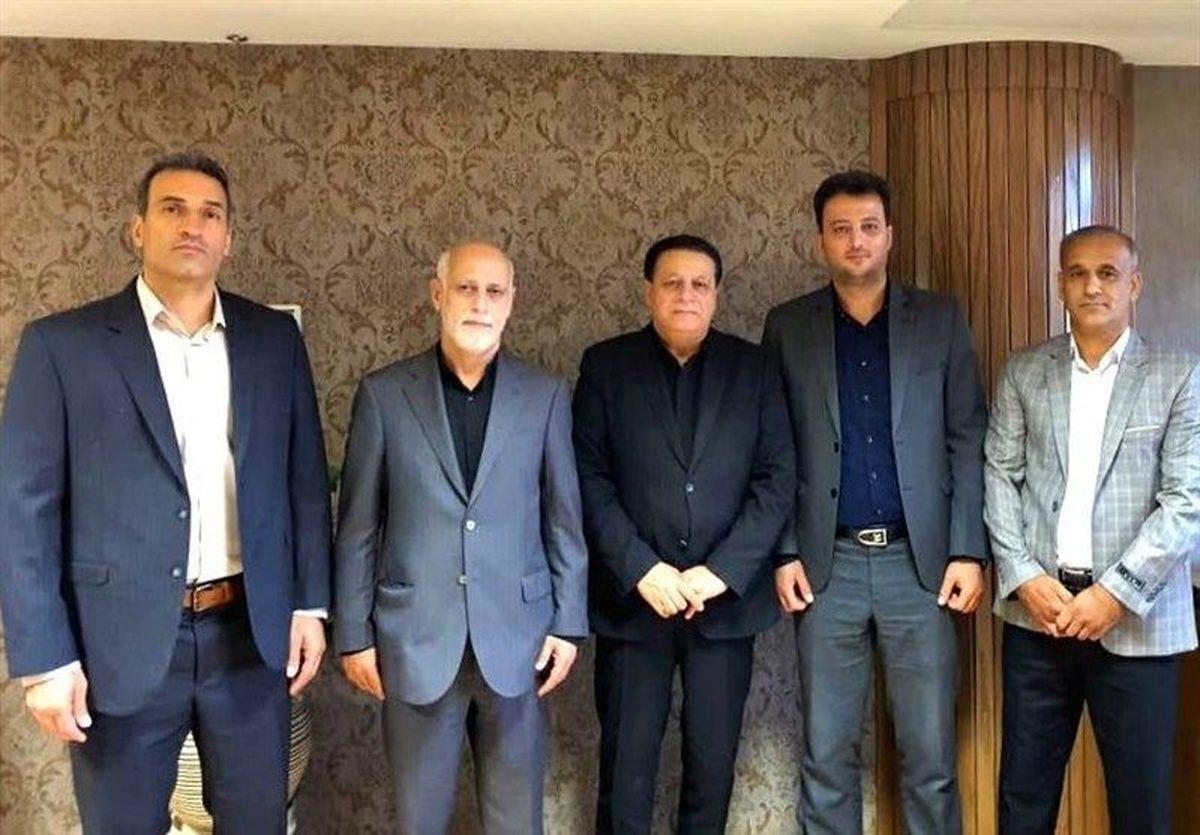 اعضای جدید هیئت مدیره باشگاه سپاهان